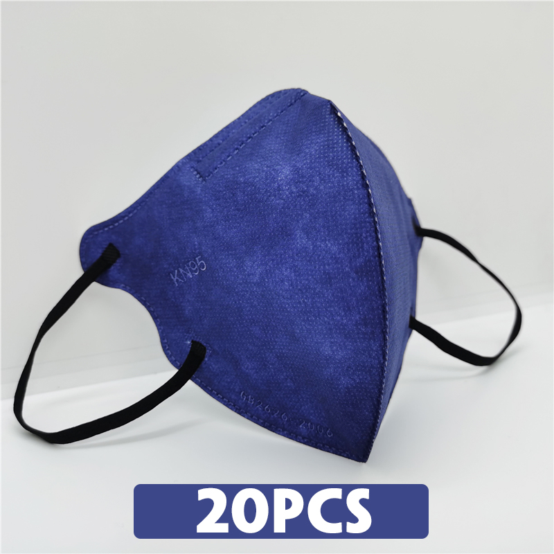 Blue 20pcs