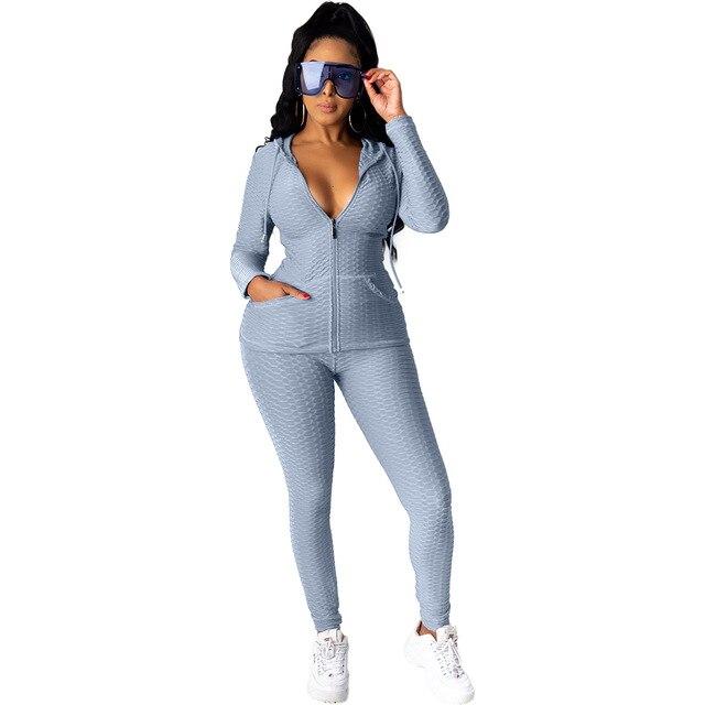 Фото женская повседневная одежда из двух предметов брюки и топ на цена