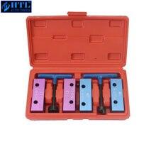 Ajuste do tempo de bloqueio kit ferramenta conjunto para alfa romeo twin cam twin spark 1.4 1.6, 1.8, 2.0 16v 145,146,147,155,156
