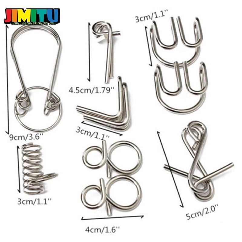 CAST Puzzle coil-Metallo Puzzle-level 3