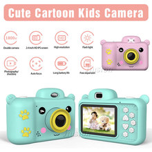Kid Camera 24MP Dual Lens 2.4'' Full HD 1080P Digital Video Photo