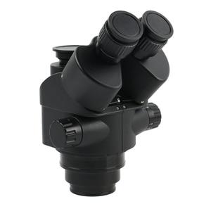 Image 2 - 3,5 X 90X Simul Brenn Stereo Trinocular Mikroskop Set 36MP 4K 1080P HDMI Video Kamera Für Handy Reparatur löten