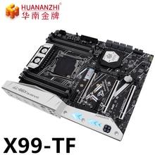 Huananzhi X99 X 99 Moederbord Moederbord Atx Desktop Lga 2011-3 Board Intel E5 Cpu M.2 Sata 3.0 DDR4 geheugen Computer Game Pubg