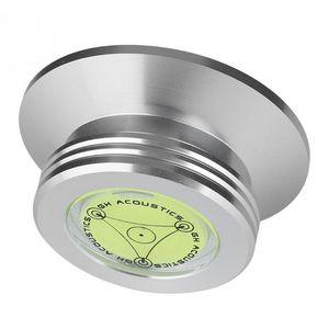Image 4 - 알루미늄 레코드 무게 클램프 lp 비닐 턴테이블 금속 디스크 안정기 레코드 플레이어 액세서리 디스크 안정제