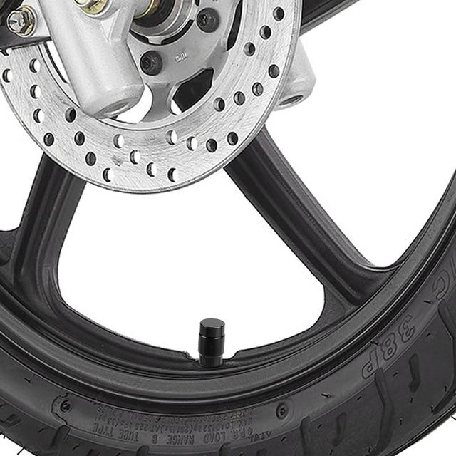 Couvercle en aluminium hermétique de pneus de moto | Pour HONDA 2019 2020 CB650R CB 650R CB650 R 2016 2017 accessoires de moto bouchons de Valve de pneus de roue