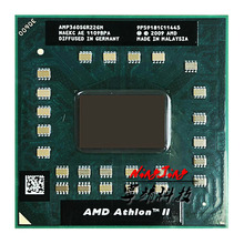 AMD Athlon II Dual-Core Mobile P360 2.3 GHz Dual-Core Dual-Thread CPU Processor AMP360SGR22GM Socket S1