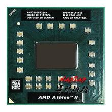 AMD Athlon II processeur d'unité centrale double-coeur Mobile P360 2.3 GHz double-coeur double-fil AMP360SGR22GM Socket S1