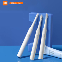 Xiaomi Mijia T100 Sonic Electric Toothbrush Adult Waterproof Ultrasonic automatic Toothbrush USB Rechargeable|Electric Toothbrushes| |  -