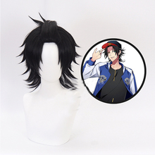 Division Rap Battle Hypnosis Mic Drb Jiro Yamada Cosplay Wig Halloween Carnival Cosplay Costume Accessories Wigs 6pcs lot hypnosismic division rap battle drb original japanese anime figure rubber silicone mobile phone charms key chain strap