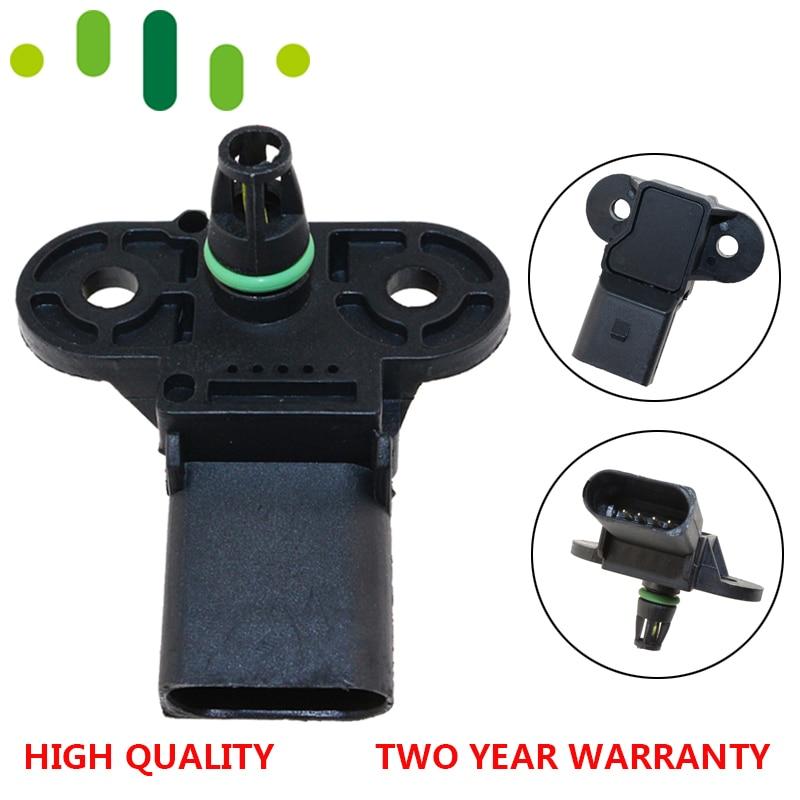 0261230031 1Bar MAP Sensor For VW Bora Caddy Jetta Lupo Passat Polo Audi Skoda Seat Altea Arosa Inca Toledo 1.0 1.2 1.4 1.6 2.0