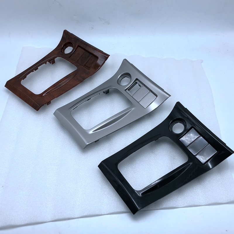 1PCS Shift Panel  For BYD F3 F3R Cigarette Lighter Panel For F3R Gear Panel