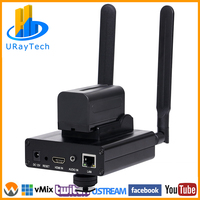 MPEG4 H.264 HD IP Video Encoder WiFi Wireless HDMI Encoder For IPTV, Live Streaming Broadcast, HDMI Video Recording RTMP Server