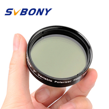 SVBONY 1.25 CPL Filter Variable Polarizing for Astronomy Monocular Telescope & Eyepiece Filter Excellent Quality F9147A