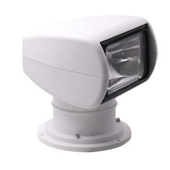 Remote Control Searchlight, 100W Spot Work Light Truck, SUV, Boat, Marine