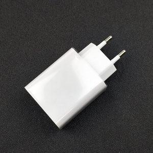 Image 2 - Xiaomi chargeur rapide 27W Original EU QC 4.0 turbo adaptateur de charge rapide câble USB type C pour mi 9 se 9t CC9 rouge mi note 7 8 K20 K30