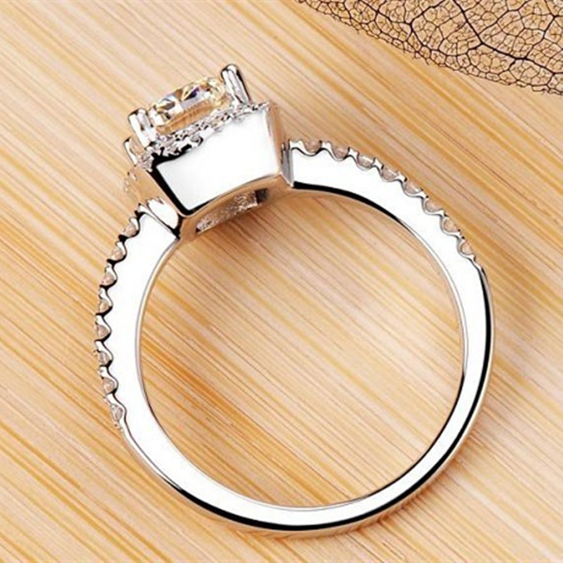 925 Sterling Silver Rings For Women 18