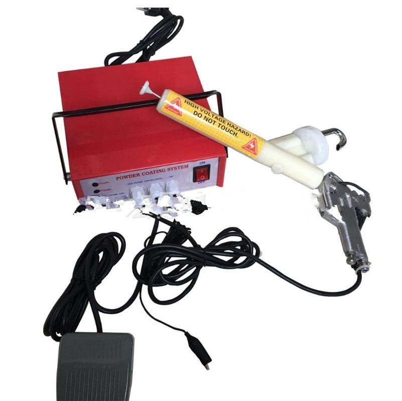 Metal Workpiece Spray Machine Mini Powder Coating SystemElectrostatic Spraying Machine PC03 Non-adjustable Electrostatic Sprayin