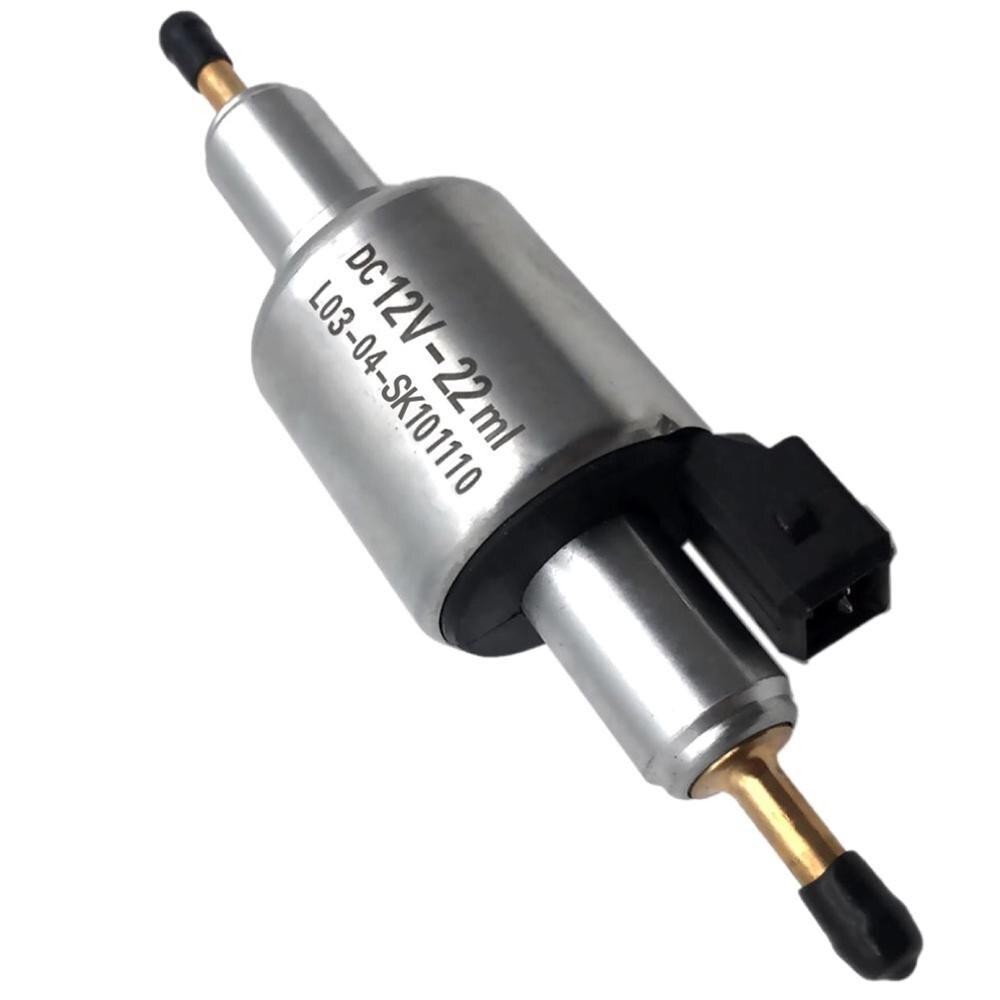 12 в 2000 Вт 5000 Вт для Webasto Eberspacher электрический обогреватель масляный топливный насос Воздушный стояночный нагреватель аксессуары для стайлин...