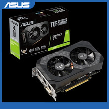 Asus TUF-GTX 1660-o6g-gaming placa gráfica geforce gtx 1660 6gb desktop placa de vídeo do jogo do computador