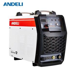Image 3 - ANDELI cortador de acero portátil de 380V, tubo de Metal de corte trifásico, máquina de corte por Plasma CNC, corte 120