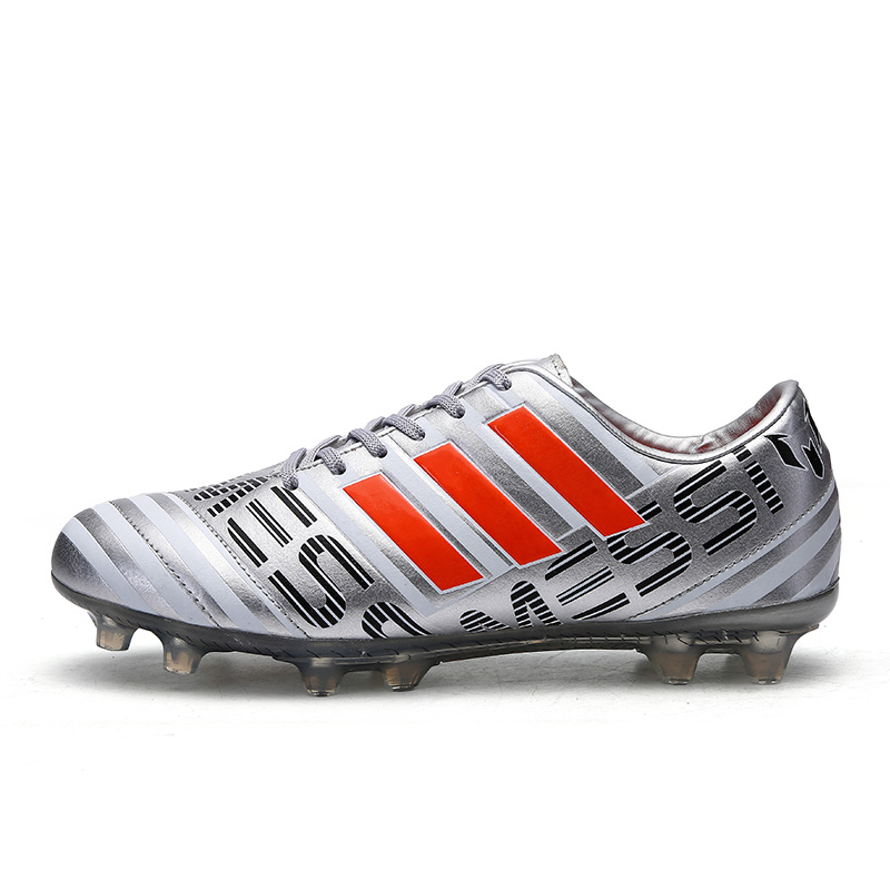 Original Training Soccer Sneakers Speedmate FG Football Boots Comfortable Soft Breathable Soccer Cleats Academy Artificial Grass 8