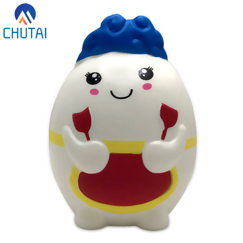 Jumbo Kawaii Cartton Squishy Slow Rising Squeeze Toys For Kids Baby Grownups Decompression Toys 13*10*10 CM