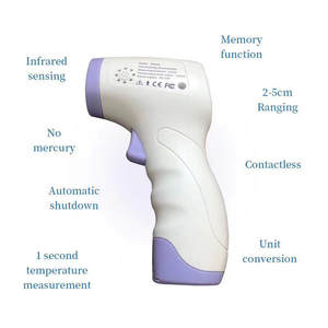 New for Adult Children Forehead Infrared-Temperature-Gun Lcd Digital Baby Body