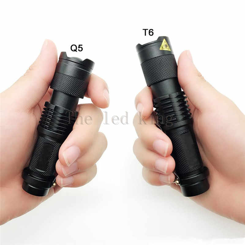 Leistungsstarke G700 Taschenlampe Cree XML T6 U3 led Aluminium Wasserdicht Zoom Camping Taschenlampe Taktische licht AA 14500 Akku
