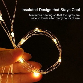 Waterproof Copper-Wire Lights