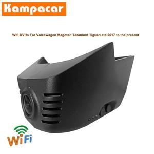 Kampacar HD Car Recorder Wifi