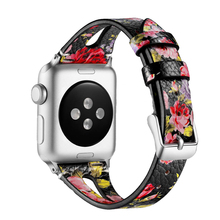 Leather band For Apple Watch Strap 42mm 38mm correa iWatch 5 4 band 44mm 40mm Bracelet Apple watch 3 2 1 Sport strap Accessories стоимость