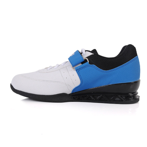 Image 4 - TaoBo Professional Weightlifting Shoes for Man and Women Squat Training Leather Anti Slip Resistant Weight lifting Shoes Size 36