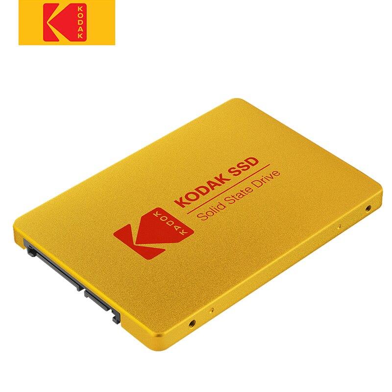 Kodak X100 Internal Solid State Drive 120GB 240GB 480GB 960GB 2.5 Inch SATA III SSD HDD Hard Disk HD For Notebook PC