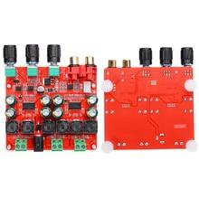 1pc TPA3118 Digital Power Amplifier Boards 2x30W+60W 2.1 Channel Stereo Subwoofer Board 85x78mm