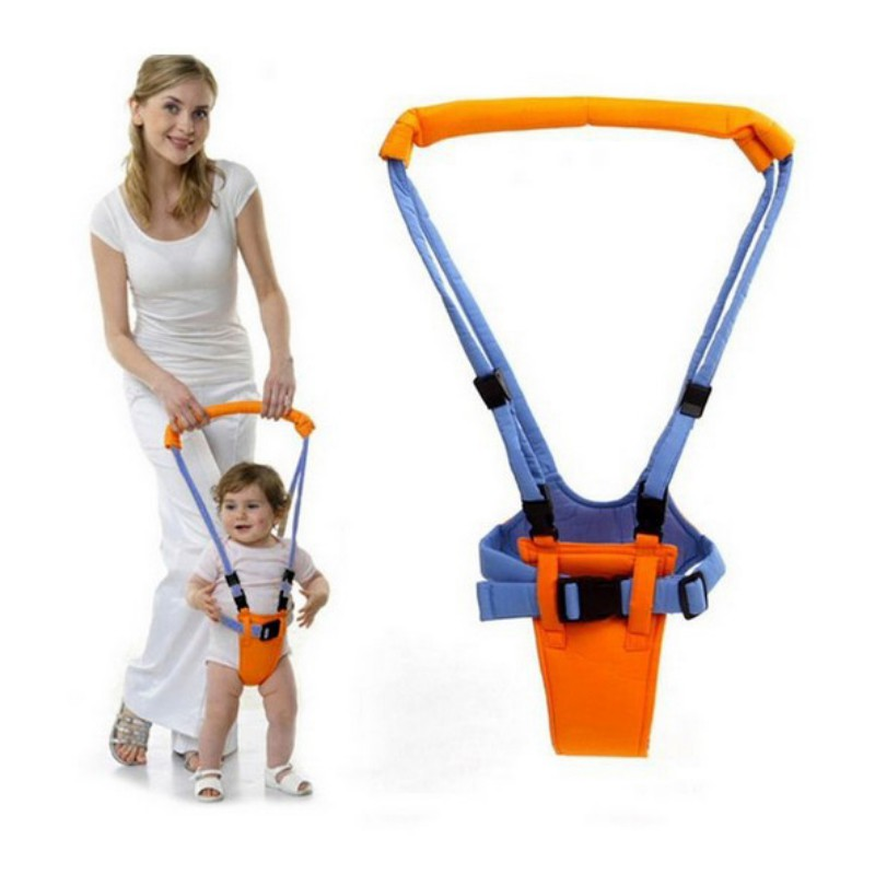 Baby Kids Safety Harness Strap Toddler Walking Rope Traction Rope Baby Walking Study Belt Keeper Learning Walking Assistant