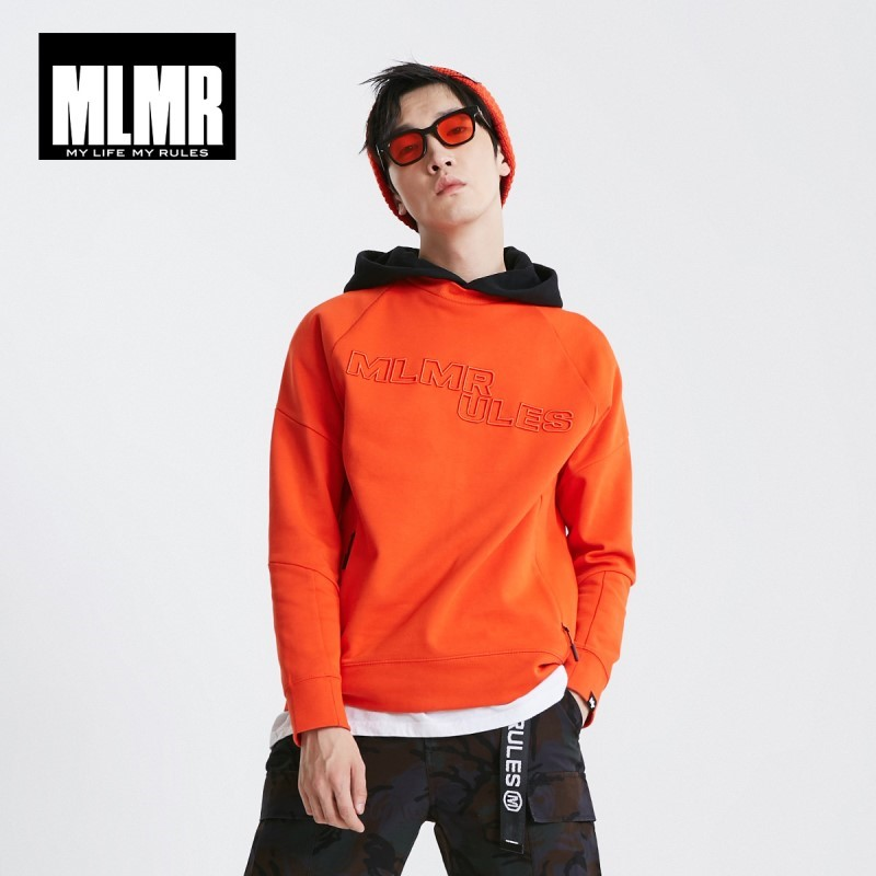 JackJones Men's Letter Embroidery Pattern Sweatshirt Streetwear JackJones Menswear 219133527
