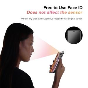 Image 4 - Ugreen szkło ochronne na iPhone 7 dla iPhone 12 Pro Max X XS Max XR 11 8 7 6 Plus szkło 2,5d na iPhone 7 6 ochraniacz ekranu