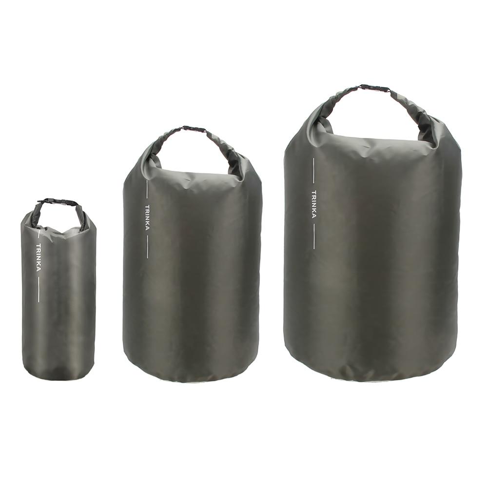 8л 40л 70Л сумка для плавания портативная Водонепроницаемая сухая сумка для хранения Сумка для кемпинга походов треккинга использования лодо...