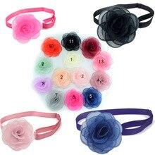 60 PCS Pet Accessories Dog Bow Tie Adjustable Pet Dog Collar Bowtie Necktie Flower Dog Bow Tie Pet Supplies Dog Accessories