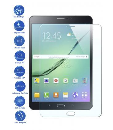 LCD Cover Screen Protector Tempered Glass Premium For Galaxy TAB S2 8 LTE 4G 8.0