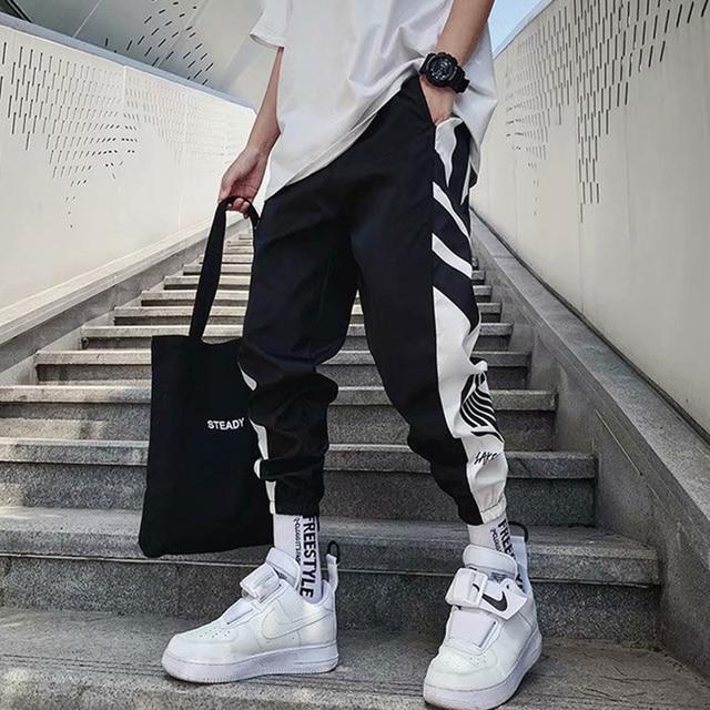 Streetwear Hip hop Joggers Pants  3