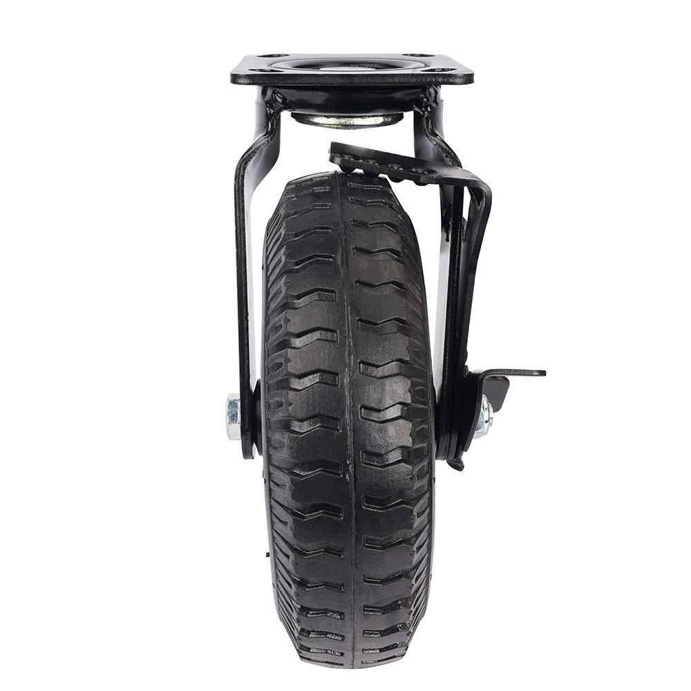 environ 21.59 cm Amortisseur pneus solides creux non-Roue pneumatique Hub et explosion-P 8.5 in