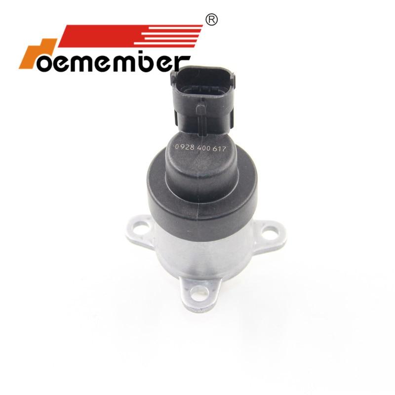 NEW 0928400627 for MAN Truck Fuel Metering Solenoid