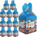 12 шт. в упаковке, Cocomelon коробка конфет День Рождения коробки для вечеринки в честь Дня Рождения коробки закуски Cocomelon тематическая вечеринка ...