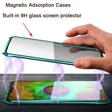 360 フル保護磁気ケースのための huawei メイト 30 プロケース mate30pro ケース s huawei Mate30 用ケースガラス Fundas