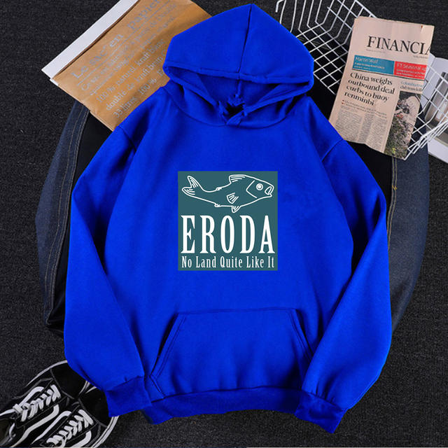 ERODA NO LAND QUITE LIKE IT HARRY STYLES HOODIE