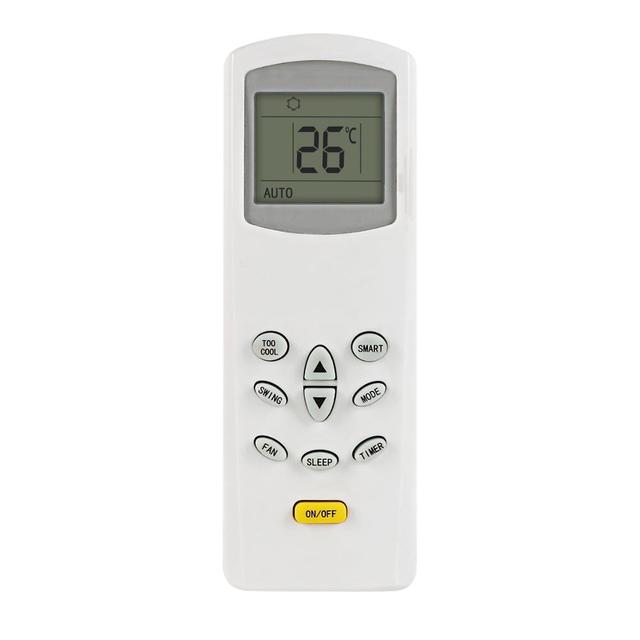 Air Conditioner air conditioning  remote control suitable for whirlpooll deawoo DG11D1 02 kelon
