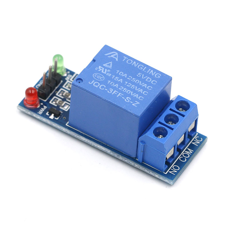 5V 12V Low Level Trigger One 1 Channel Relay Module Interface Board Shield For PIC AVR DSP ARM MCU For Arduino