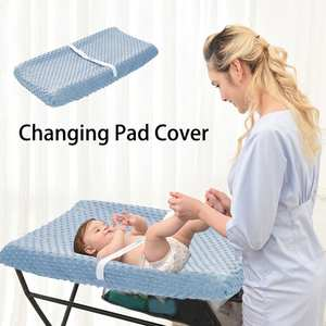 Changing Pad Cover Breathable Changing Table Sheet for Baby