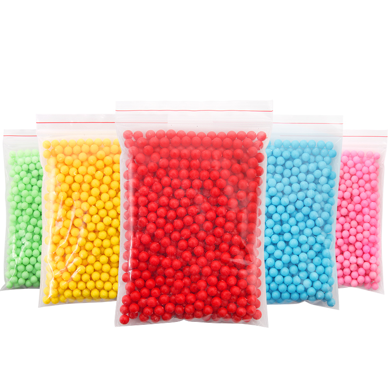 1000pcs/pack DIY Water Spray Magic Hand Making 3D 5mm Fuse Water Beads Jigsaw Puzzle Kids Educational Toys Grownups